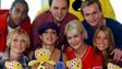 S Club 7 in 2001