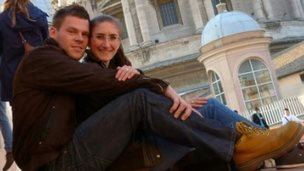 Marcel Gehlau and Janina Gehlau