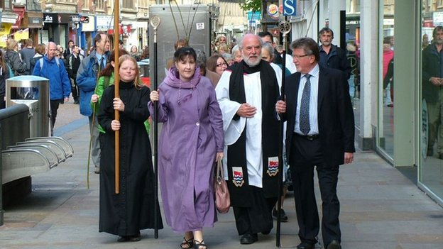 Oxford's traditions: Merton's time ceremony, beating the bounds and more