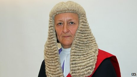 Judge Sally Cahill