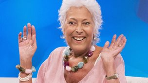 Lynda Bellingham on Loose Women