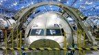Boeing Wichita plant