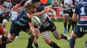 Cornish Pirates vs Bedford
