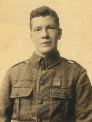 Pte Henry May