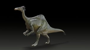 Reconstruction of Deinocheirus mirificus