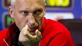 Astra manager Oleg Protasov