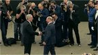 Juncker Commission approved by European Parliament, 22 October 2014