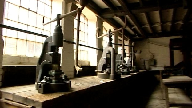 The Coffin Works in Birmingham's Jewellery Quarter