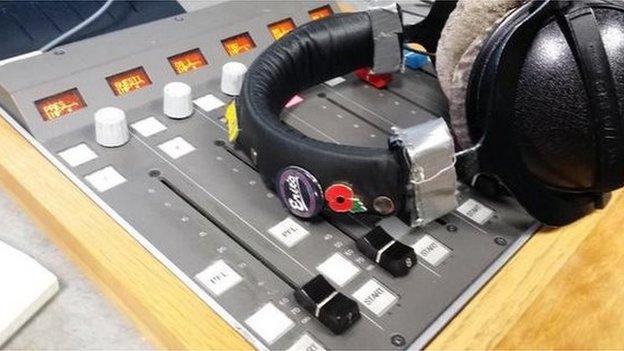 Snelly's headphone