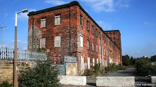 Hunslet Mill