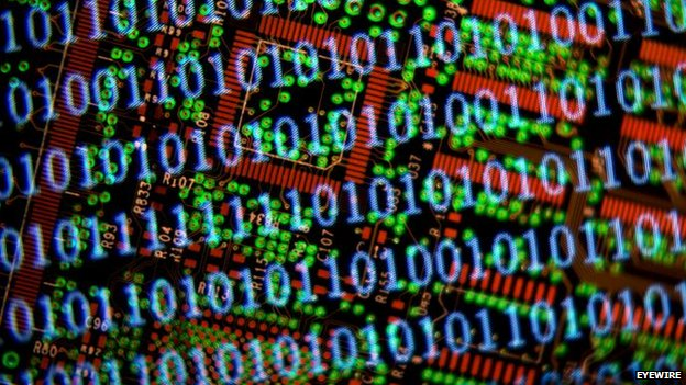 Circuit board and binary code