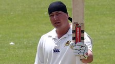 Jesse Ryder hit eight sixes and 18 fours in his 57-ball 136