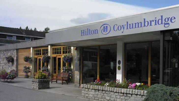 Hilton Coylumbridge Hotel, Aviemore