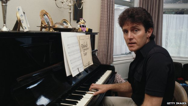 Alvin Stardust at his home in 1983