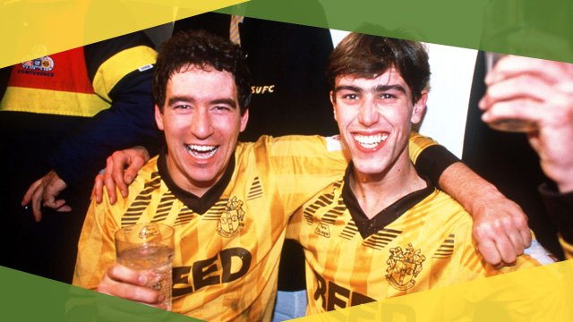 fa cup 50 memorable goals matthew hanlons sutton upset coventry video