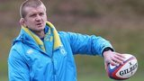 England Rugby coach Graham Rowntree
