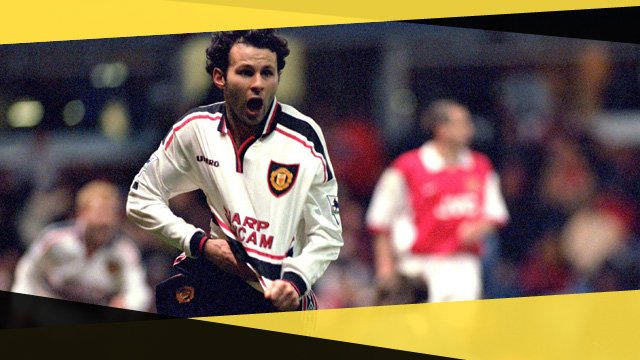 Is this Giggs' best moment in a Man Utd shirt?