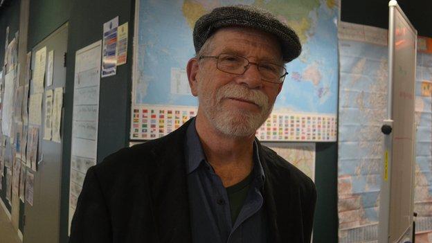 Steve Forman