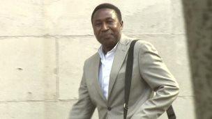 The Reverend Nathan Ntege