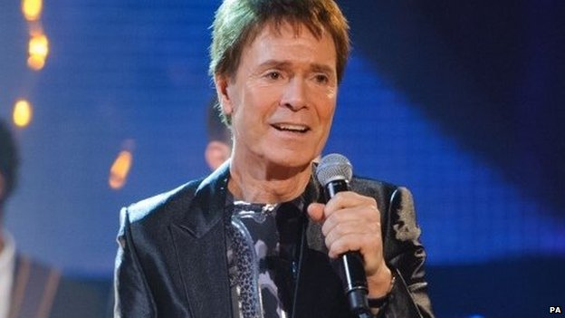 Sir Cliff Richard _78484646_78484641