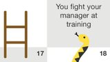 Mario Balotelli Snakes and Ladders