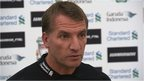 VIDEO: Balotelli is trying hard - Rodgers