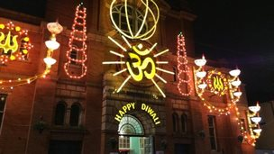 Leicester Diwali 2014