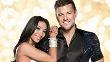 Strictly Come Dancing duo Mark Wright & Karen Hauer
