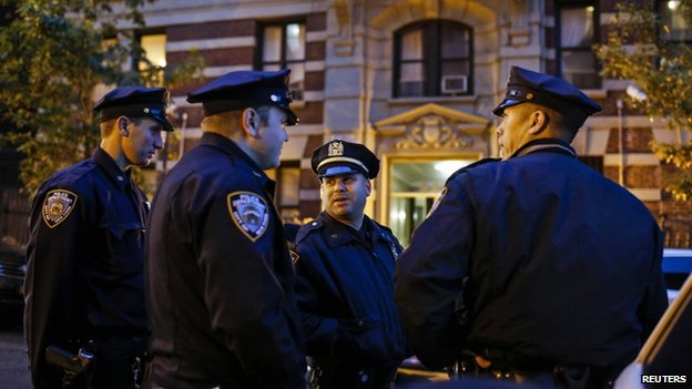 "New York Mayor Bill de Blasio: ""There is no reason for alarm"""