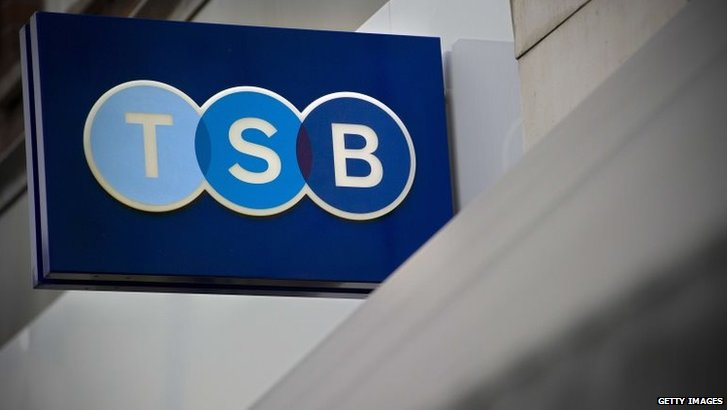 The TSB logo