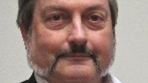 Councillor Alan Mellins