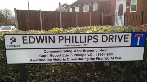 Edwin Phillips Drive