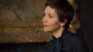 Maggie Gyllenhaal in The Honourable Woman