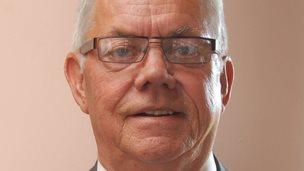 Joseph O'Riordan