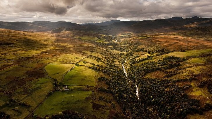 Glen Artney, Perthshire