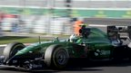 Marcus Ericsson of Caterham