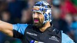 Glasgow Warriors captain Josh Strauss