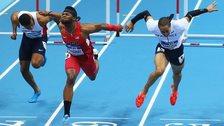 The European Indoor Athletics Championships were held in Sopot in 2014