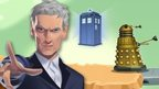 Still from The Doctor and the Dalek game on CBBC