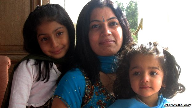 Heena Solanki used acid to kill herself and her two children