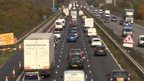 M23 traffic congestion