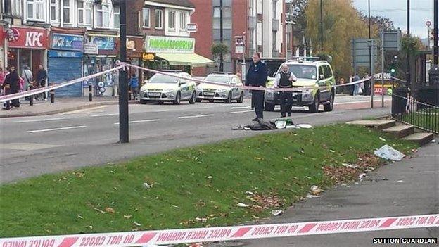 Teenager arrested over bus stabbing...