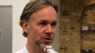 Marcus Wareing on MasterChef the Professionals