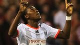 Hugo Rodallega scored twice as Fulham beat Charlton