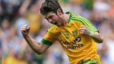 Ryan McHugh is the son of Donegal All-Ireland winner Martin McHugh