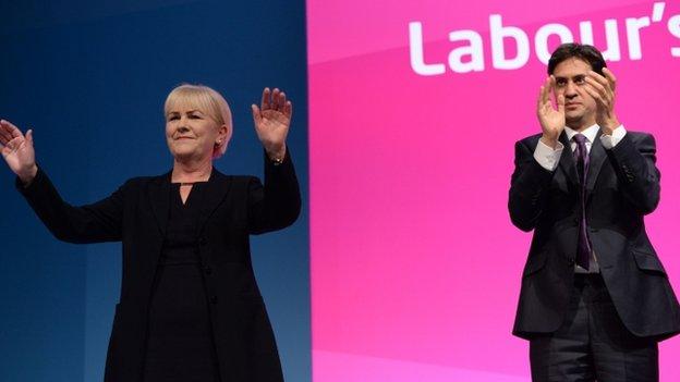 Labour row: Salmond blames Miliband...