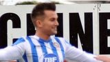 Mark Miskimmin scored the opening goal for Coleraine