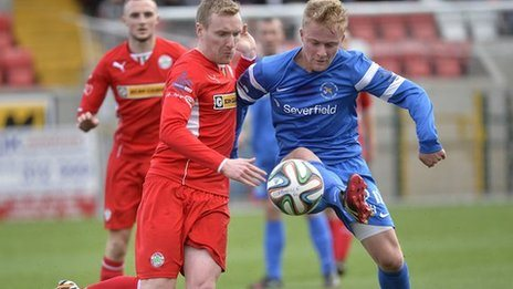 Chris Curran and John Curran in action at Solitude