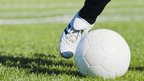 Referee 'hit by bottle' at match