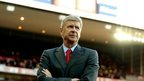 VIDEO: Arsenal performance pleases Wenger